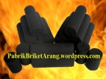 Coconut Shell Charcoal Briquettes Cylinder